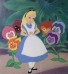 Alice in Wonderland-Test
