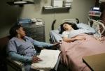 Wie erfährt Burke von Christinas Schwangerschaft?