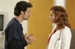 Was ist Addisons erster Satz den sie zu Meredith sagt?