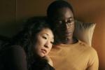 Wo schlafen Burke und Christina zum ersten Mal miteinander?