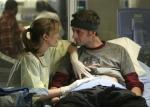 Wie heißt der Radfahrer, der Meredith küsst nachdem sie ihn zugenäht hat?