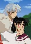 Was wollte sie von Sesshomaru, als Moryomaru sie fast umbrachte und er sie aus dem Fluss fischte?