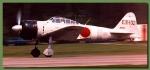 Wie hieß die beste japanische Maschine im 2. Weltkrieg, die auf dem Bild zu sehen ist?