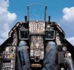 Von welcher F-16 Version ist hier das Cockpit zu sehen?