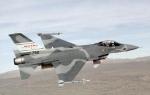 Welche F-16 Version ist hier zu sehen?