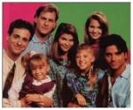 Wie viele Personen lebten am Anfang der Serie im Tannerhaus?
