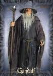 Über welche Flamme ist Gandalf Gebieter?