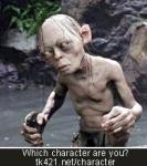 Wem ähnelte Sméagol früher?