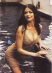 In welchen zwei Filmen spielte sie an der Seite von George Clooney?