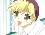 Momiji ist ein Mädchen.