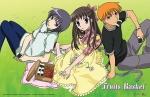 Kyo und Yuki sind beste Freunde.