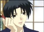 Shigure ist das Oberhaupt der Sohma-Familie.