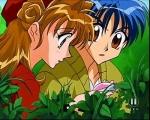 Maron ist in Chiaki verliebt, traut ihm aber nicht mehr als sie herausfindet dass er Sindbad ist.
