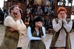 Kennst du diese drei Leute? In welchem Film spielen sie mit?