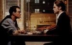 In welchem Film unterhalten sich denn Christian Slater und Brad Pitt über ein sehr spannendes Thema?