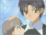Wer ist der kleine Junge mit dem Natsume in Act 12 zum ersten Mal gezeigt wird?