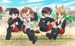 Wie viele Flogen hat der Anime von Gakuen Alice (bzw. Alice Academy)?