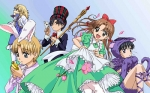 Wie heißt die Magaka von Gakuen Alice (bzw. Alice Academy)? Und wie zeichnet sie sich?