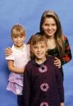 Die Schwestern von Michelle Tanner heißen Dj und Guilia.