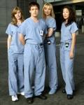 Greys Anatomy: Bei einem Zugunglück in der zweiten Staffel, werden 2 Menschen durch einen Stab verletzt. Wie heißen die beiden?