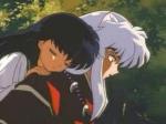 Inuyasha und Jeanne, die Kamikaze-Diebin gemischt.