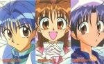 Maron ist wahnsinnig in Chiaki verliebt, will aber zurückstehen, weil Miyako ihn auch liebt.