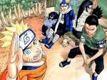 In einem Band findet Naruto eine Münze. Was tut er damit?