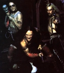 DIE Begründer des Black Metal? (Tipp: Cronos ist das letzte Gründungsmitglied innerhalb der Band!)