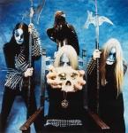 Norwegischer Black Metal/Rock mit Ausnahmetrommler Frost?