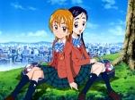 Warum haben sich Nagisa und Honoka in einer Folge gestritten?