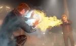 Wer gewinnt den Kampf Iceman gegen Pyro?