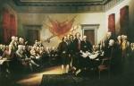 """Wann entstand die """"Declaration of Independence"""", die amerikanische Unabhängigkeitserklärung?"""