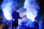 """Auf der Bühne gibt es immer Lieder, zu denen immer derselbe Pyroeffekt verwendet wird. Dass Flake bei """"Mein Teil"""" im Topf sitzt und von Til"""