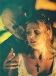 Wie heißt die Vampirfrau, die Buffy am College die ganze Bude leer räumt?