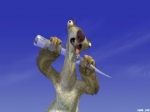 ICE AGE 2 Fan-Test