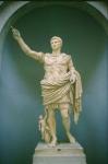 """Kaiser Augustus war bekanntlich Julius Caesars Adoptivsohn.Wie hieß Augustus mit vollem """"Namen"""" bei seinem Tod?"""