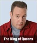Kevin James' Ehefrau hatte mal bei KoQ eine Gastrolle als...