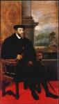 Wer war im 16. Jh. der Hauptmeister der venezianischen Malerei und der größte Kolorist Italiens, dessen Namen auch mit einem Farbton in Verbindung g