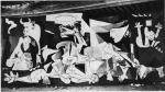 """Wer malte das riesige, düstere Antikriegsbild """"Guernica""""?"""