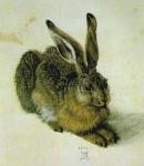 Von welchem weltberühmten Künstler stammt dieses nicht weniger bekannte Tierbild?