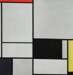 Wie heißt dieser Pionier der abstrakten Kunst, der seine Bilder auf die Primärfarben Rot, Blau und Gelb, die Nichtfarben Schwarz, Weiß und Grau sow