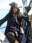 Wer spielt Jack Sparrow?