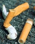 Und zu guter Letzt, kaufst, stopfst, oder drehst du Zigaretten?