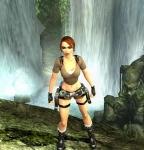 Wo fängt das erste Abenteuer in Tomb Raider 7 an?