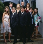 Wie heißen die Hauptdarsteller in der Serie?
