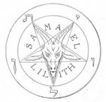 Wie nennt man dieses Siegel das von einer satanistischen Gemeinde genutzt wird?