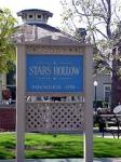 Wie viele Einwohner hat Stars Hollow?