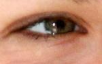 Das ist das Auge von...