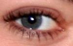 Und wem gehört dieses tolle Auge?