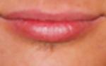 Auch dieser Mund gehört einem jungen GZSZ–Star.Aber wem?